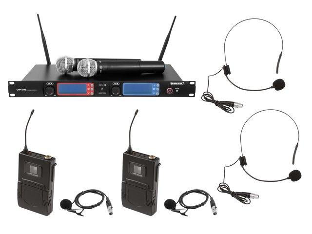mpn20000524-omnitronic-set-uhf-502-receiver-+-2x-transmitter-+-2x-headset-863-865-mhz-MainBild