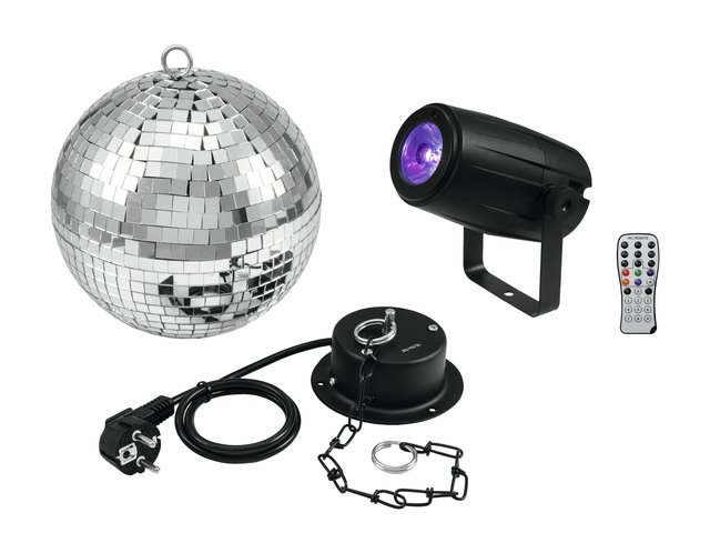 mpn20000563-eurolite-mirror-ball-20cm-with-motor-+-led-pst-5-qcl-spot-bk-MainBild