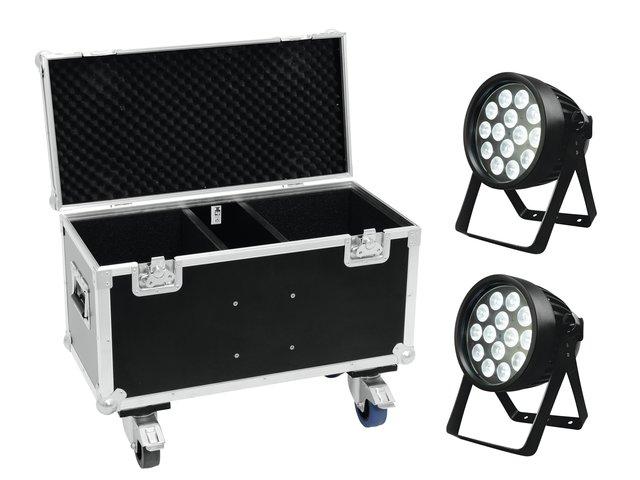 mpn20000580-eurolite-set-2x-led-ip-par-14x8w-qcl-+-case-mit-rollen-MainBild