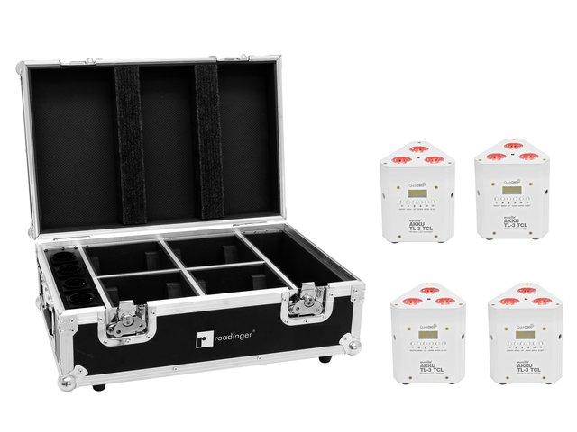 mpn20000650-eurolite-set-4x-akku-tl-3-tcl-weiss-+-case-mit-ladefunktion-MainBild