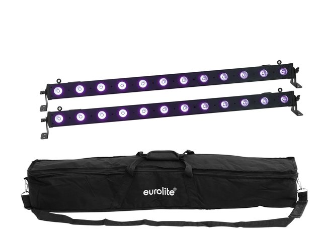 mpn20000661-eurolite-set-2x-led-bar-12-uv-bar-+-soft-bag-MainBild