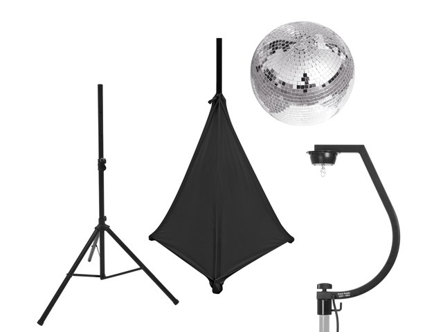 mpn20000705-eurolite-set-mirror-ball-30cm-with-stand-and-tripod-cover-black-MainBild