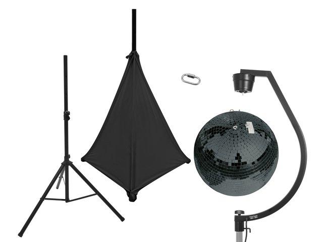 mpn20000709-eurolite-set-mirror-ball-50cm-black-with-stand-and-tripod-cover-black-MainBild