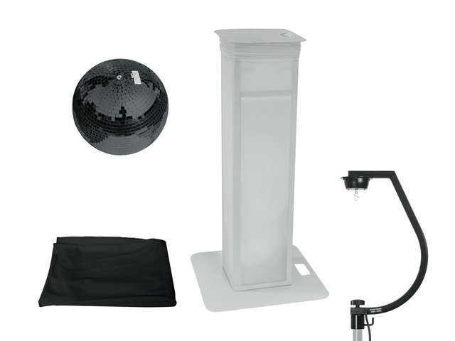 mpn20000715-eurolite-set-mirror-ball-30cm-black-with-stage-stand-variable-+-cover-black-MainBild