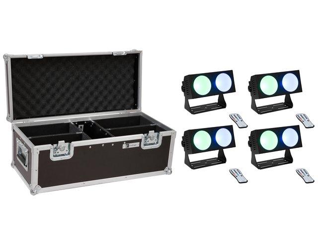 mpn20000809-eurolite-set-4x-led-cbb-2-cob-rgb-bar-+-case-MainBild