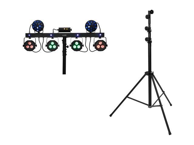 mpn20000816-eurolite-set-led-kls-laser-bar-next-fx-lichtset-+-stv-60-wot-eu-stahlstativ-schwarz-MainBild