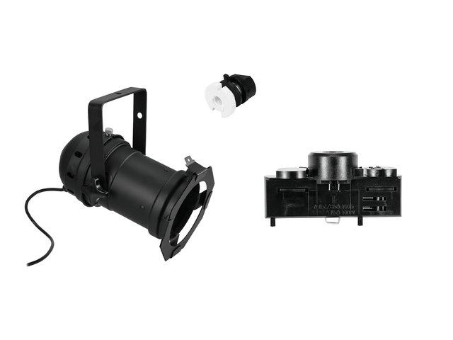 mpn20000829-eurolite-set-diy-par-46-spot-e-27-+-stromschienenadapter-3-phasig-schwarz-MainBild