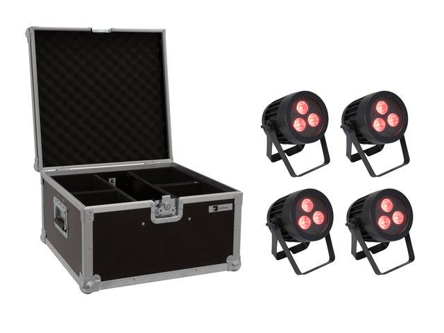 mpn20000845-eurolite-set-4x-led-ip-par-3x9w-scl-spot-+-case-MainBild