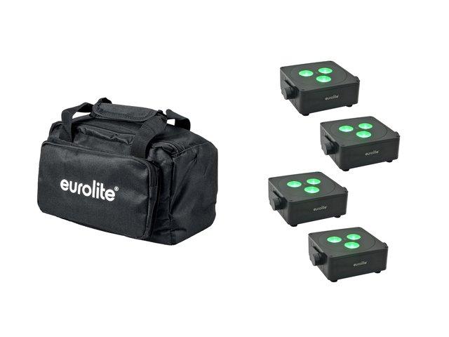 mpn20000861-eurolite-set-4x-akku-ip-flat-light-3-bk-+-soft-bag-MainBild