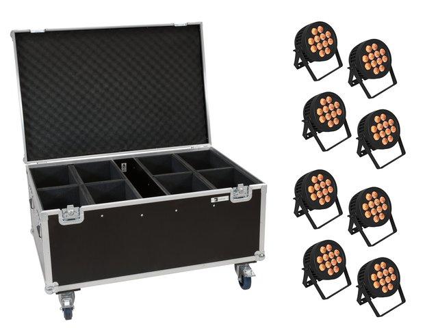 mpn20000881-eurolite-set-8x-led-ip-par-12x8w-qcl-spot-+-case-with-wheels-MainBild