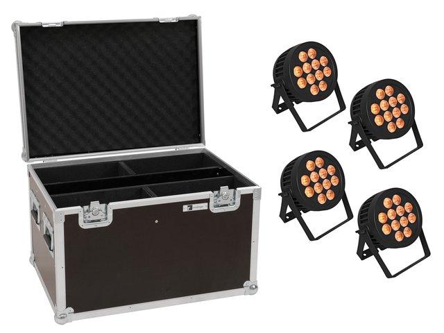 mpn20000884-eurolite-set-4x-led-ip-par-12x9w-scl-spot-+-case-MainBild