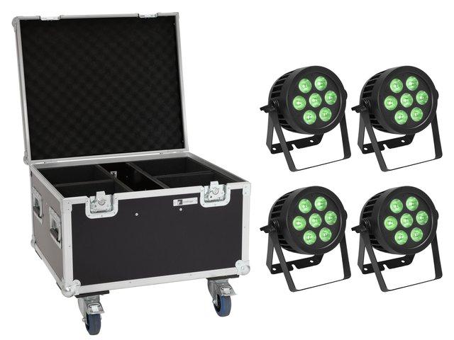 mpn20000886-eurolite-set-4x-led-ip-par-7x8w-qcl-spot-+-case-with-wheels-MainBild