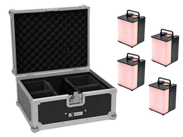 mpn20000892-eurolite-set-4x-akku-up-1-glow-qcl-flex-spot-quickdmx-+-case-MainBild