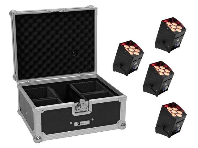 mpn20000893-eurolite-set-4x-akku-up-7-qcl-spot-quickdmx-+-case-MainBild