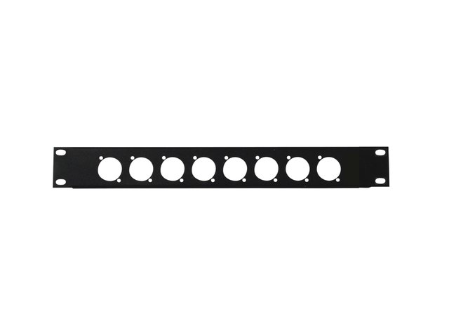 mpn30100657-omnitronic-frontplatte-z-19-8x-xlr-d-typ-1he-MainBild