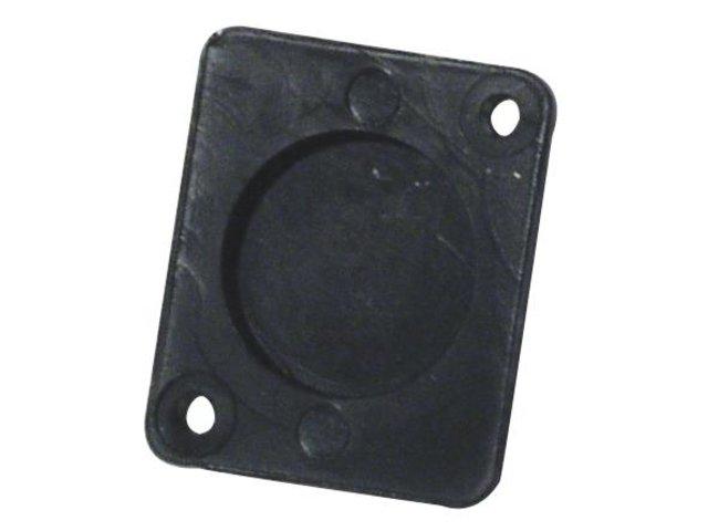 mpn30100660-universal-xlr-blanking-plate-black-plast-MainBild