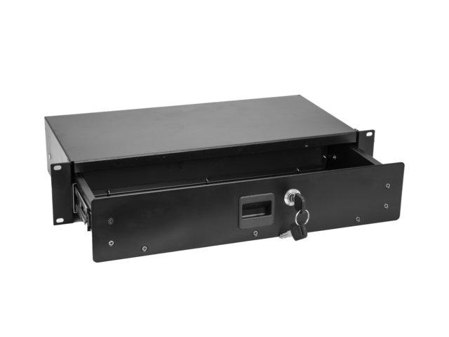 mpn30100959-omnitronic-rackschublade-sn-2-rackschublade-mit-schloss-2he-MainBild