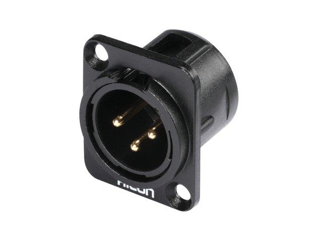 mpn30200480-hicon-xlr-mounting-plug-3pin-hi-x3dm-MainBild