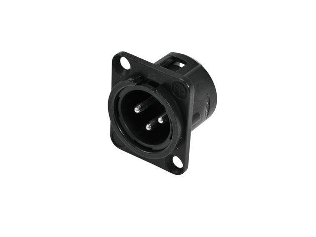 mpn30200562-neutrik-xlr-mounting-plug-3pin-nc3mdl-1-bag-MainBild