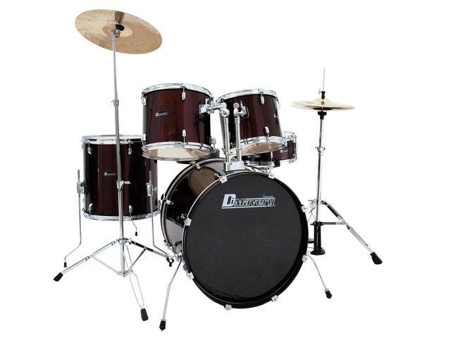 mpn26001600-dimavery-ds-205-drum-set-red-MainBild