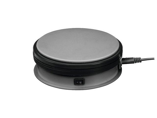 mpn50701190-europalms-drehteller-15cm-bis-5kg-silber-MainBild