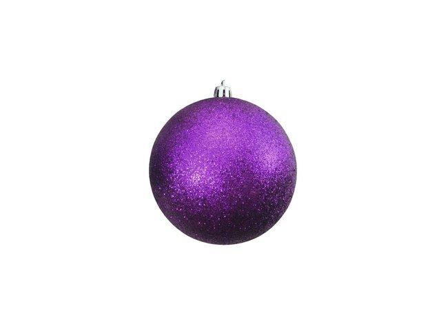 mpn83501259-europalms-deco-ball-10cm-purple-glitter-MainBild