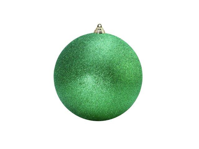 mpn83501275-europalms-deco-ball-20cm-applegreen-glitter-MainBild