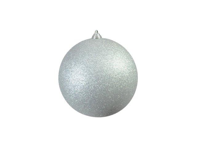 mpn83501277-europalms-deco-ball-20cm-silver-glitter-MainBild