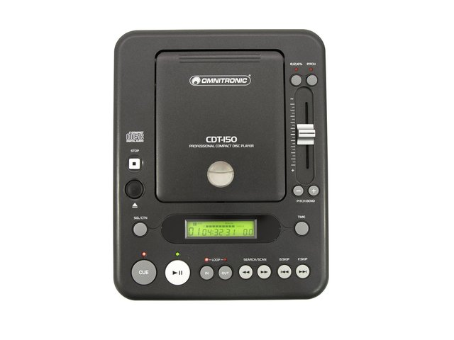 mpn10602277-omnitronic-cdt-150-top-loading-cd-player-MainBild