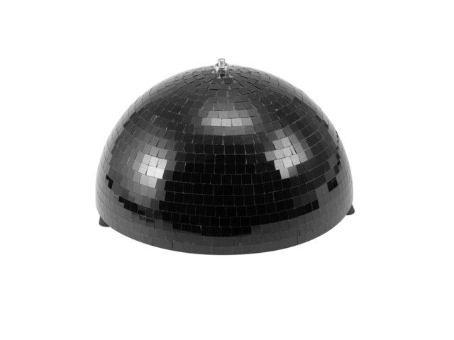 mpn50102054-eurolite-spiegel-halbkugel-30cm-schwarz-motorisiert-MainBild