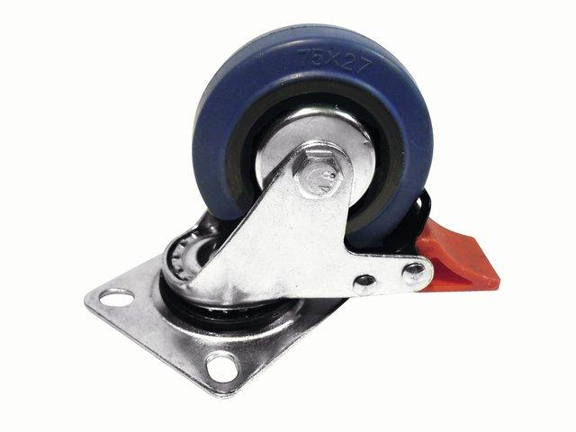 mpn30003894-roadinger-lenkrolle-75mm-blau-mit-bremse-MainBild