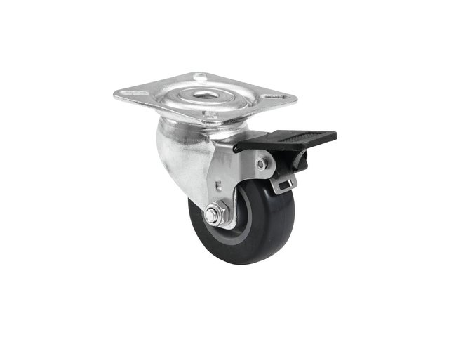 mpn30004016-roadinger-lenkrolle-50mm-grau-mit-bremse-MainBild
