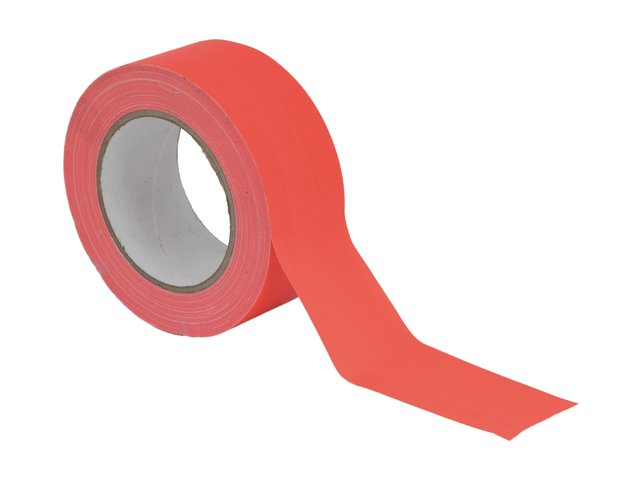 mpn30005474-gaffa-tape-50mm-x-25m-neon-orange-uv-active-MainBild