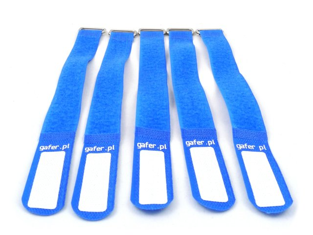 mpn30006092-gaferpl-tie-straps-25x400mm-5-pieces-blue-MainBild