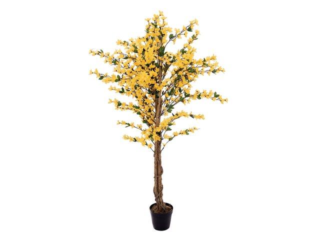 mpn82507102-europalms-forsythia-tree-with-3-trunks-artificial-plant-yellow-150cm-MainBild