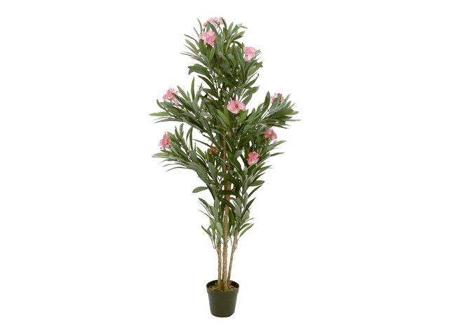 mpn82507247-europalms-oleander-tree-artificial-plant-pink-150-cm-MainBild