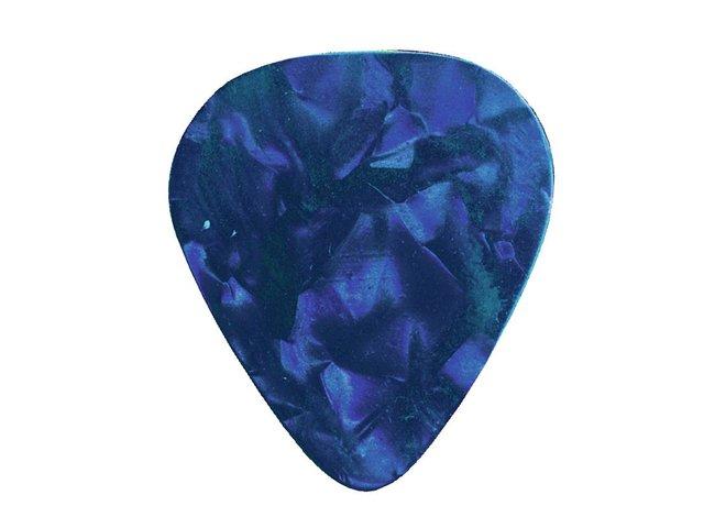 mpn26310042-dimavery-pick-096mm-perleffekt-blau-12x-MainBild