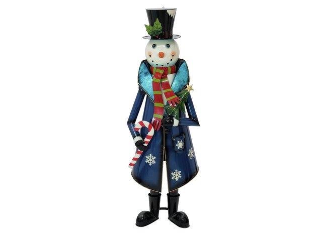 mpn83314907-europalms-snowman-with-coat-metal-150cm-blue-MainBild
