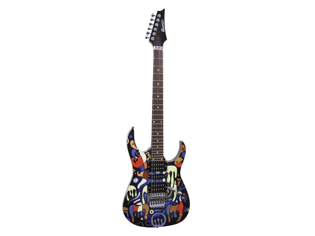 mpn26219300-dimavery-fr-621-e-guitar-art-red-led-MainBild