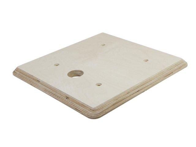 mpn60320143-alutruss-holzplatte-490x490x30mm-mit-kabeloeffnung-MainBild