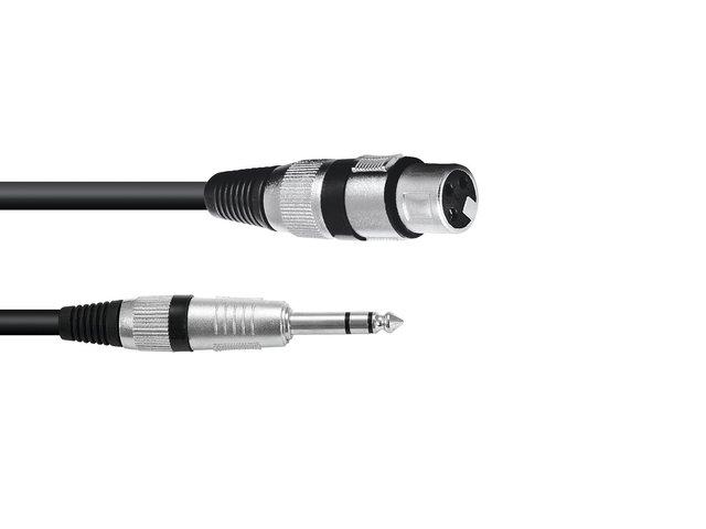mpn3022075f-omnitronic-adapterkabel-xlrf-klinke-stereo-02m-sw-MainBild