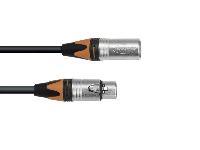 mpn3022780c-psso-dmx-cable-xlr-col-3pin-3m-bk-neutrik-MainBild