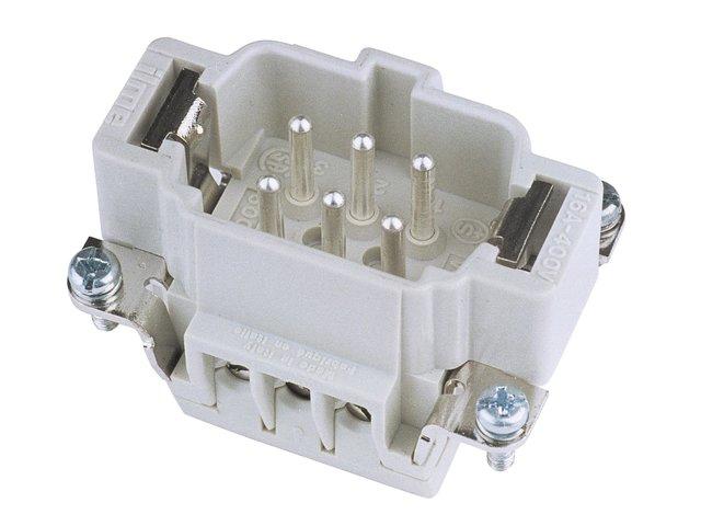 mpn30350300-ilme-plug-insert-6-pin-16a-screw-terminal-MainBild