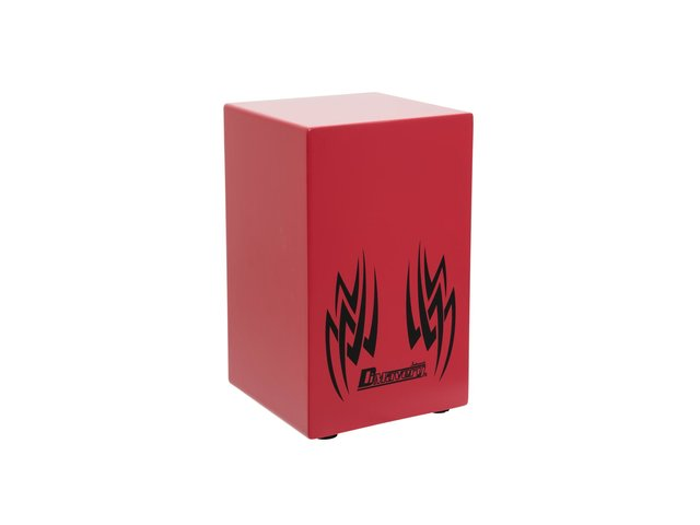 mpn26051460-dimavery-cj-420-tribal-cajon-red-black-MainBild