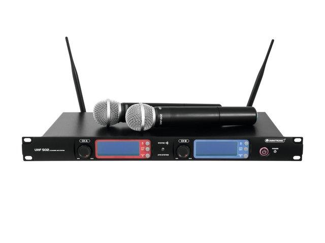 mpn13053530-omnitronic-uhf-502-2-kanal-funkmikrofonsystem-863-865-mhz-MainBild