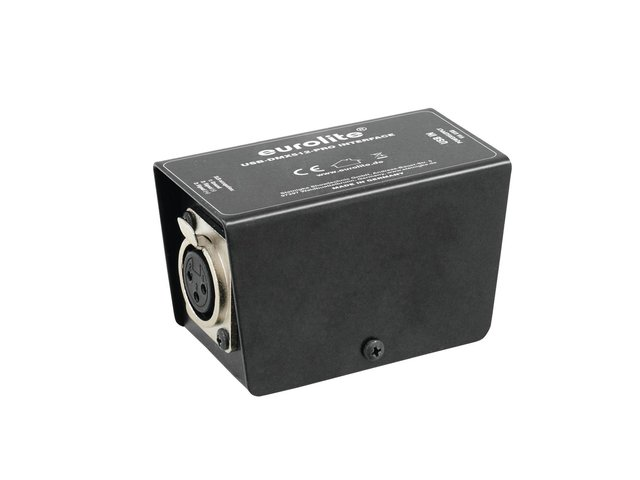 USB-DMX512-PRO Interface - eurolite