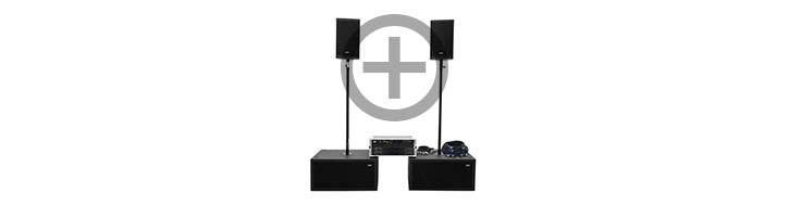Product sets audio
