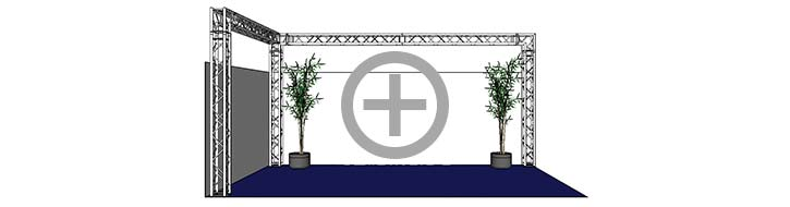 Product sets truss