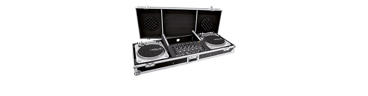 Console cases
