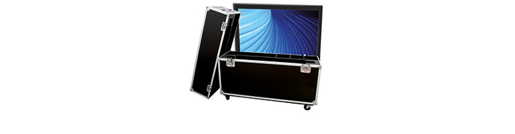 Monitor cases